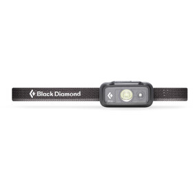 Black Diamond Spot Lite 160 Otsalamppu, graphite